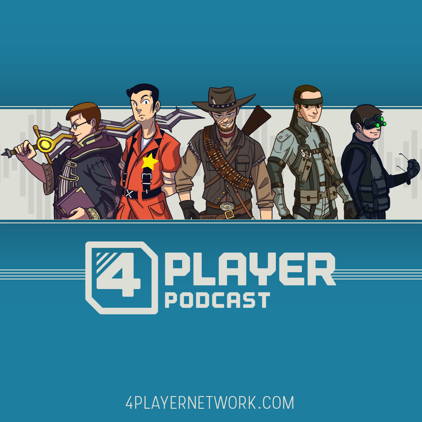 Artwork for 4Player Podcast #581 - The Zeus and Hera Show (Super Smash Bros Ultimate, Darksiders 3, and More!)