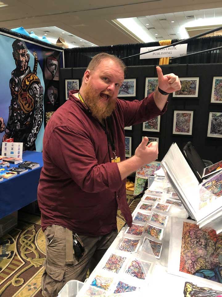 Jason Sturgill, Kentucky Crafted artist
