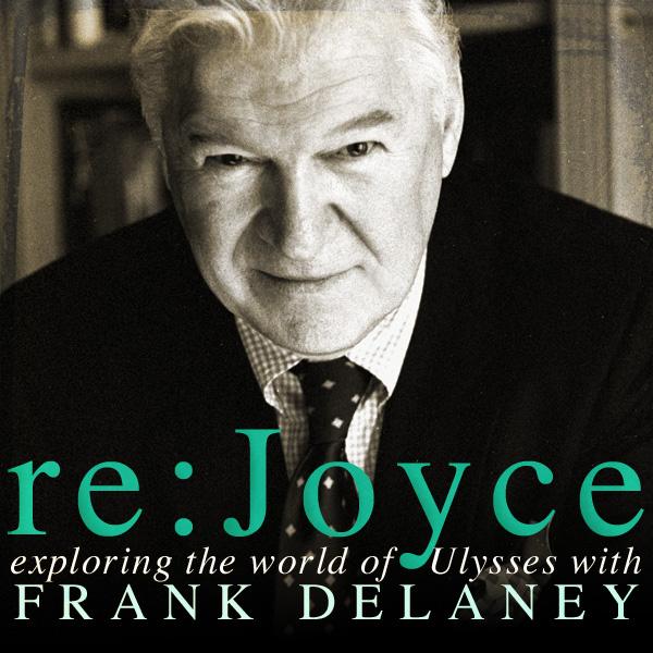 Frank Delaney's Re: Joyce show art