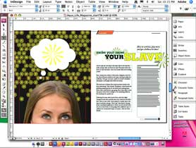 Use the New Find/Change in InDesign CS3 to go beyond text