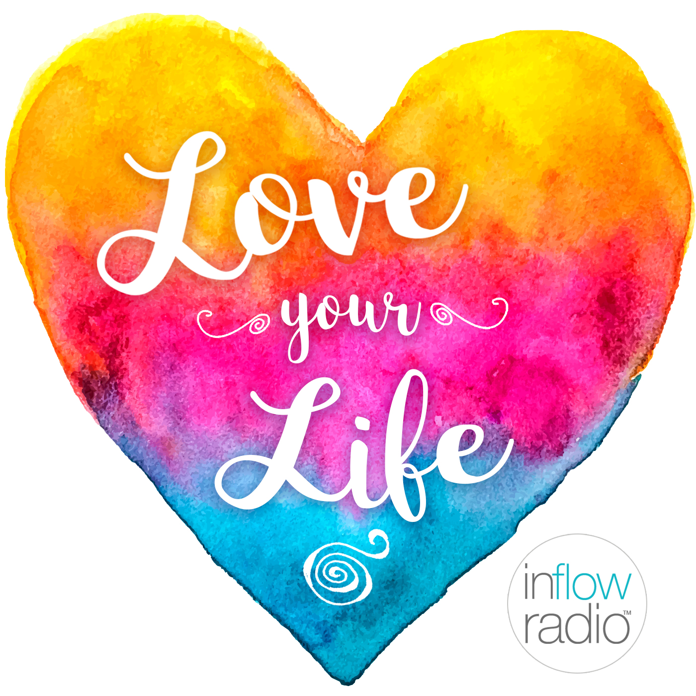 Love Your Life show art