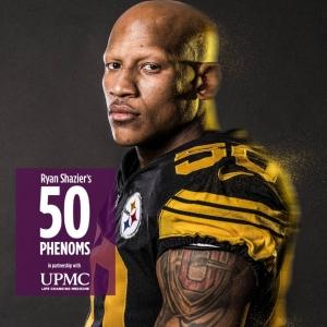 Ryan Shazier's 50 Phenoms