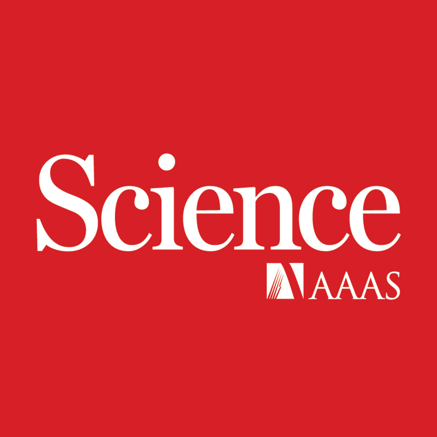 Science Magazine Podcast logo
