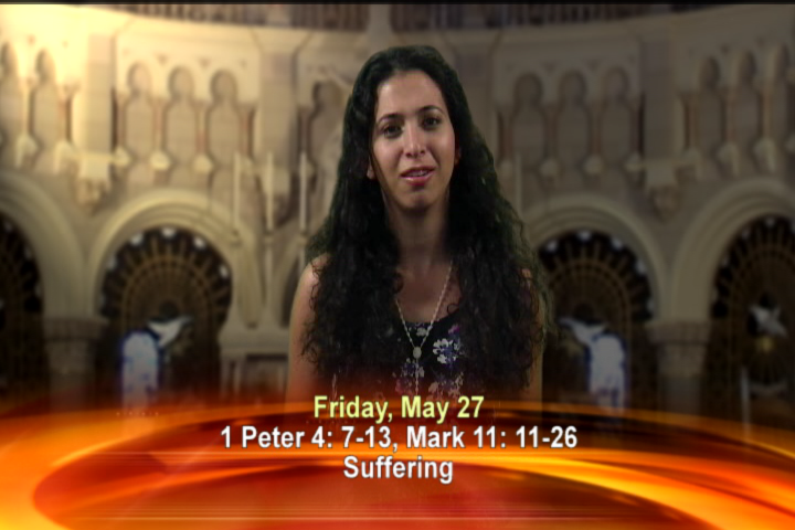 Artwork for Friday, May 27th Today's Topic: The meaning of Suffering