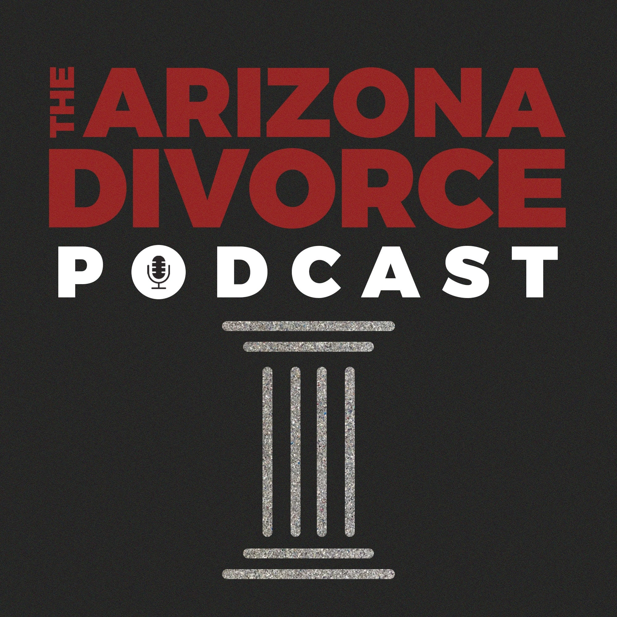Arizona Divorce Podcast show art