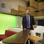 Artwork for IMF iLab: New Space for Innovation