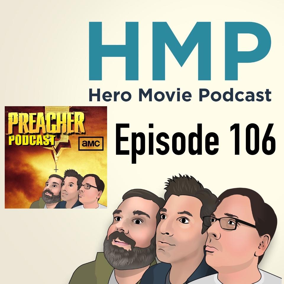 Episode 106- Preacher Pilot