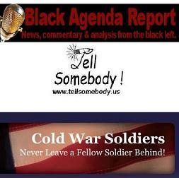 Black Agenda Report's Glen Ford & Cold War Soldier's Wayne Knox