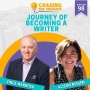 Artwork for EP98 - Alison Nissen on the journey of becoming a writer
