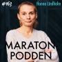 Artwork for #163: Hanna Lindholm, Sveriges näst snabbaste maratondam genom tiderna