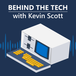 Behind The Tech with Kevin Scott: 011 – Fei-Fei Li: Human-Centered AI
