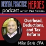 Artwork for Mike Bark - Overhead, Deductions, and Tax Reform