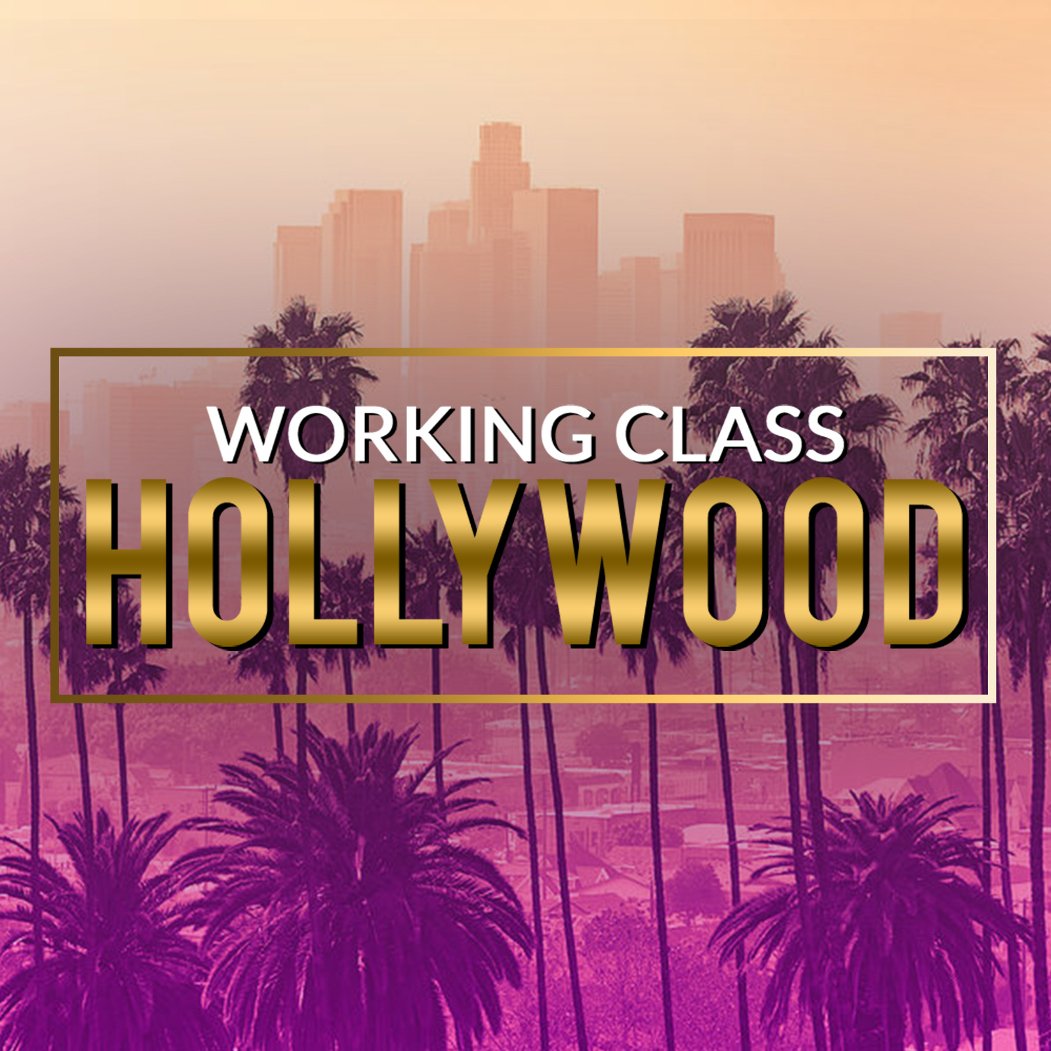 Working Class Hollywood show art