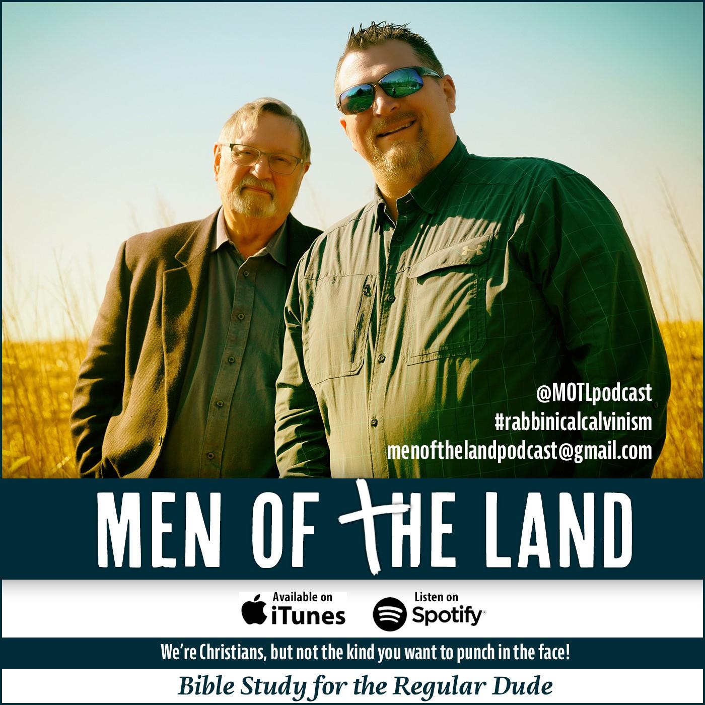 Men of the Land show art