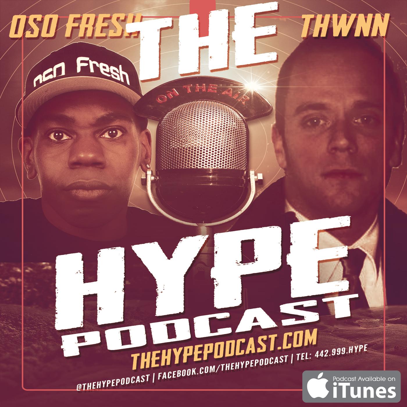Artwork for The Hype podcast episode 124 lemon heads