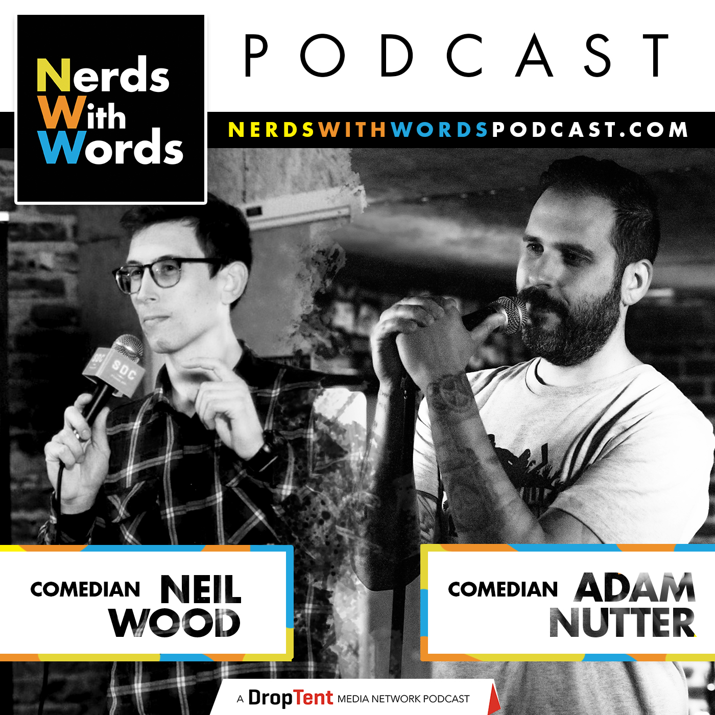 Nerds With Words show art