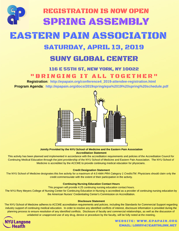 Eastern Pain Association