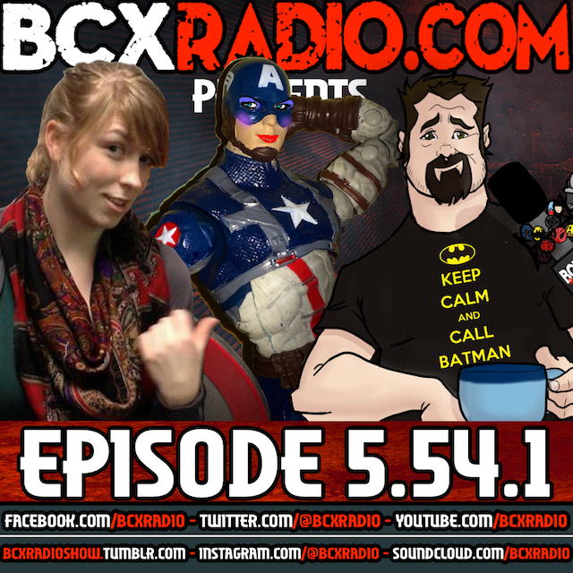 BCXradio 5.54.1 - Unboxing Day