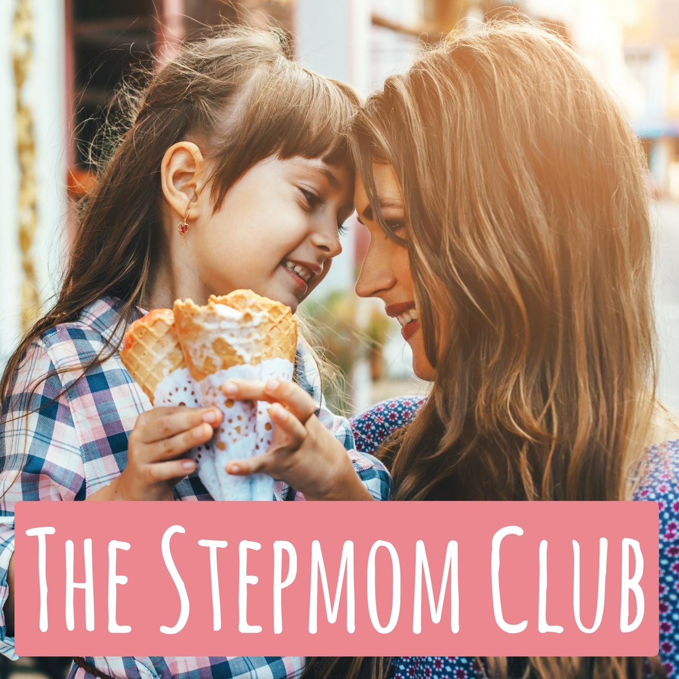The Stepmom Club show art