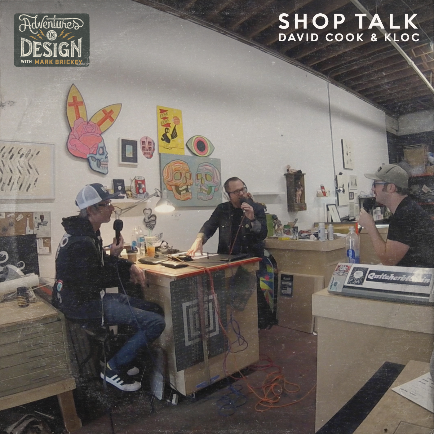 509 - Shop Talk with Dave Cook and Kloc