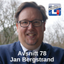 Artwork for Avsnitt 78 - Jan Bergstrand