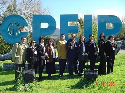127ChilePodcast 05 en ExpoInglés Casa Piedra Santiago de Chile
