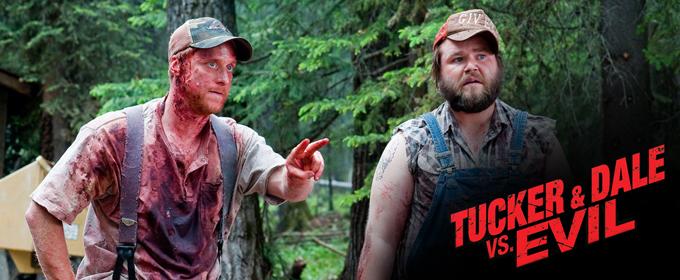 #252 - Tucker & Dale Vs. Evil (2010)