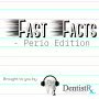 """Artwork for Fast Facts: Perio Edition """"Cemento Enamel Junction"""""""