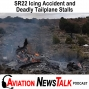 Artwork for 111 SR22 Icing Accident and Tailplane Stalls + GA News