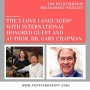 Artwork for E030  - The 5 Love Languages® With International Honored Guest and Author, Dr. Gary Chapman