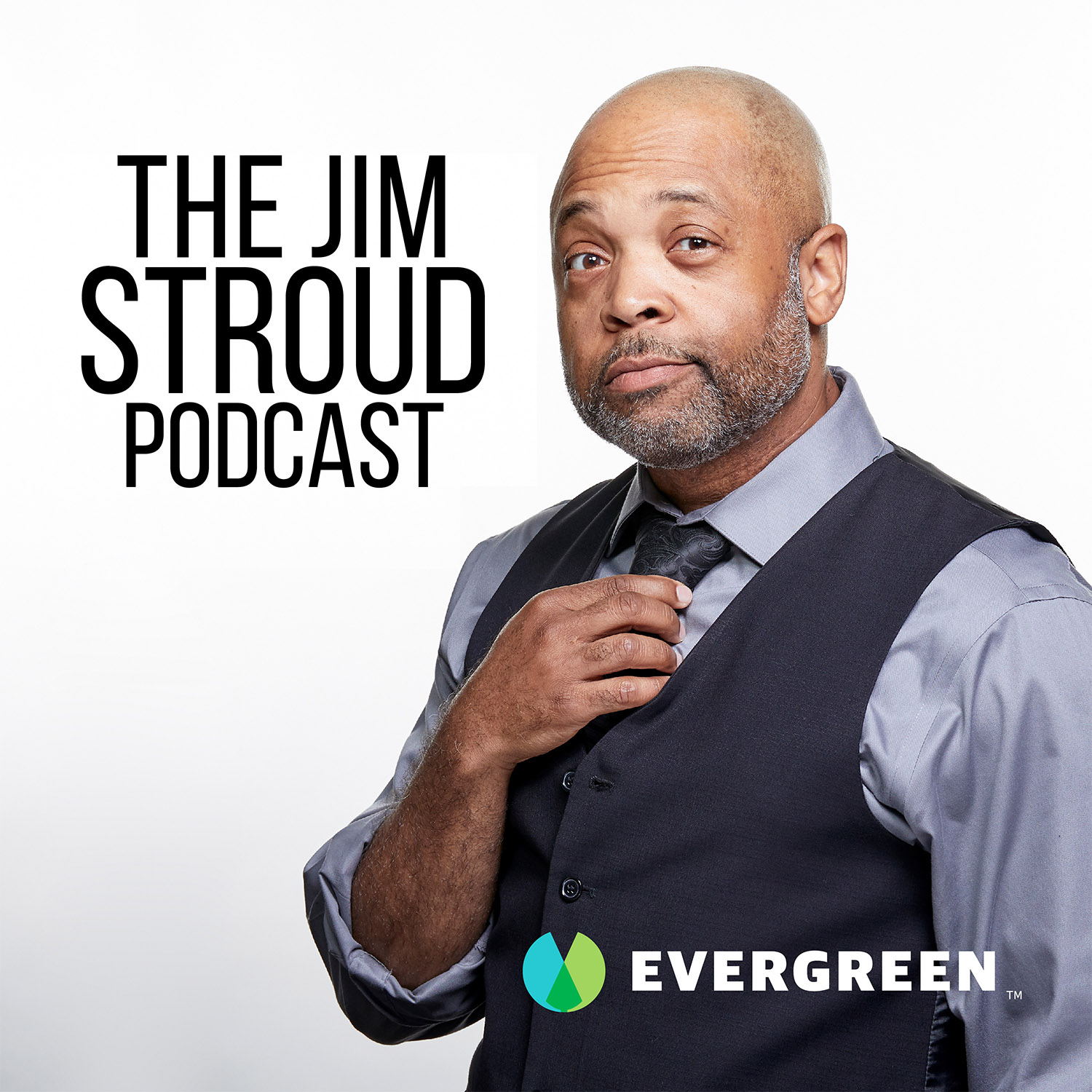 The Jim Stroud Podcast show art