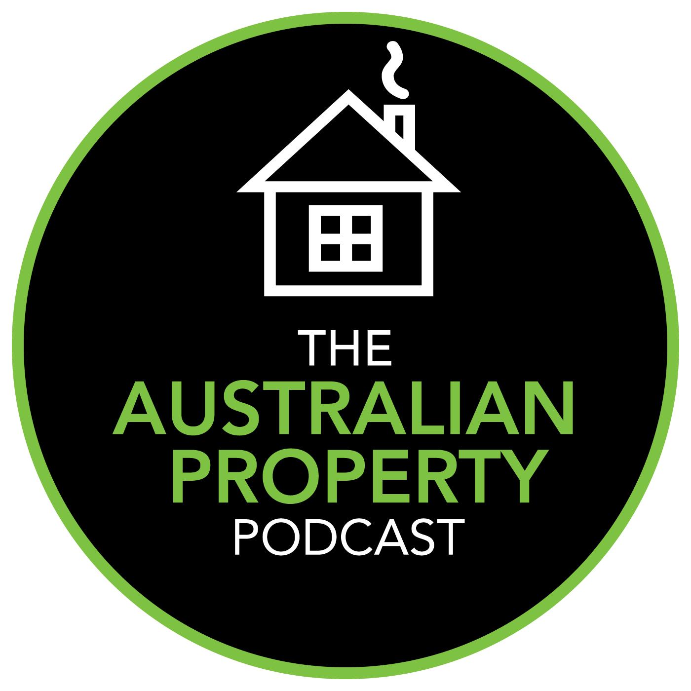 Australian Property Podcast show art