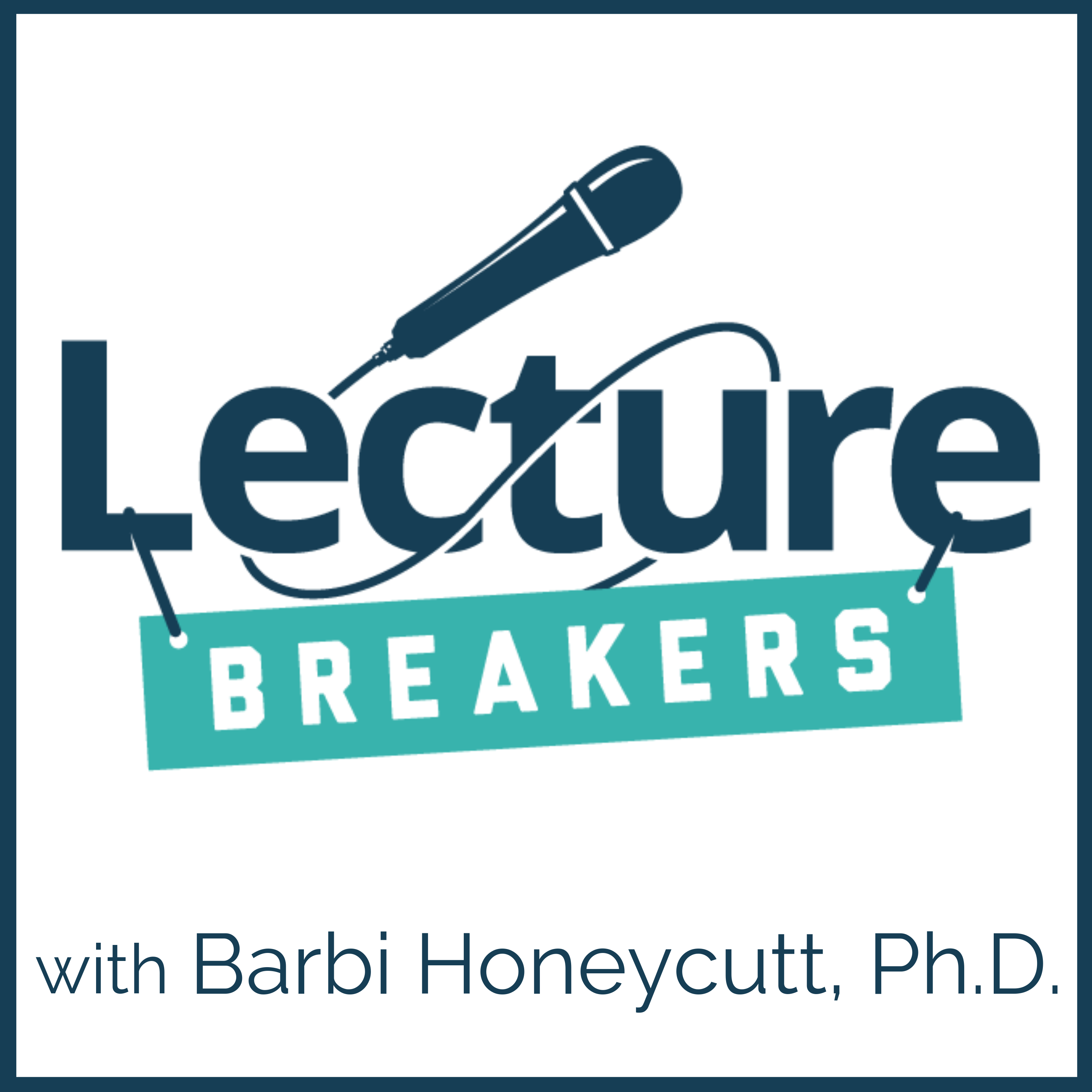 Lecture Breakers show art