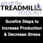 Artwork for Surefire Steps to Increase Production and Decrease Stress with Dr. Lance Miller