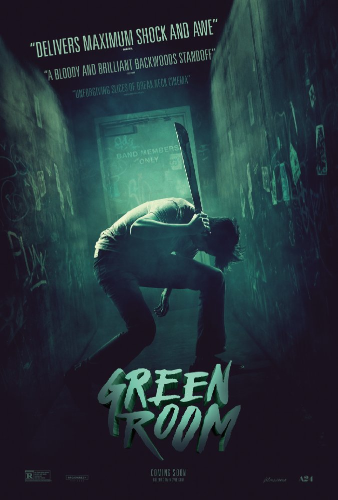 Ep. 239 - Green Room (Gimme Shelter vs. Grand Piano)