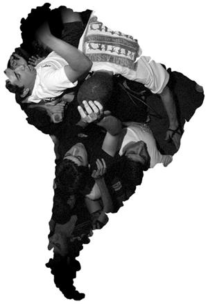 8-21-07 DISSONANCE presenta: Sudamerica Hardcore