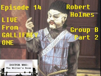 Episode 14 - Robert Holmes Group B Part 2