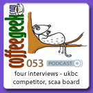 CoffeeGeek Podcast 053 - UKBC And SCAA Elections