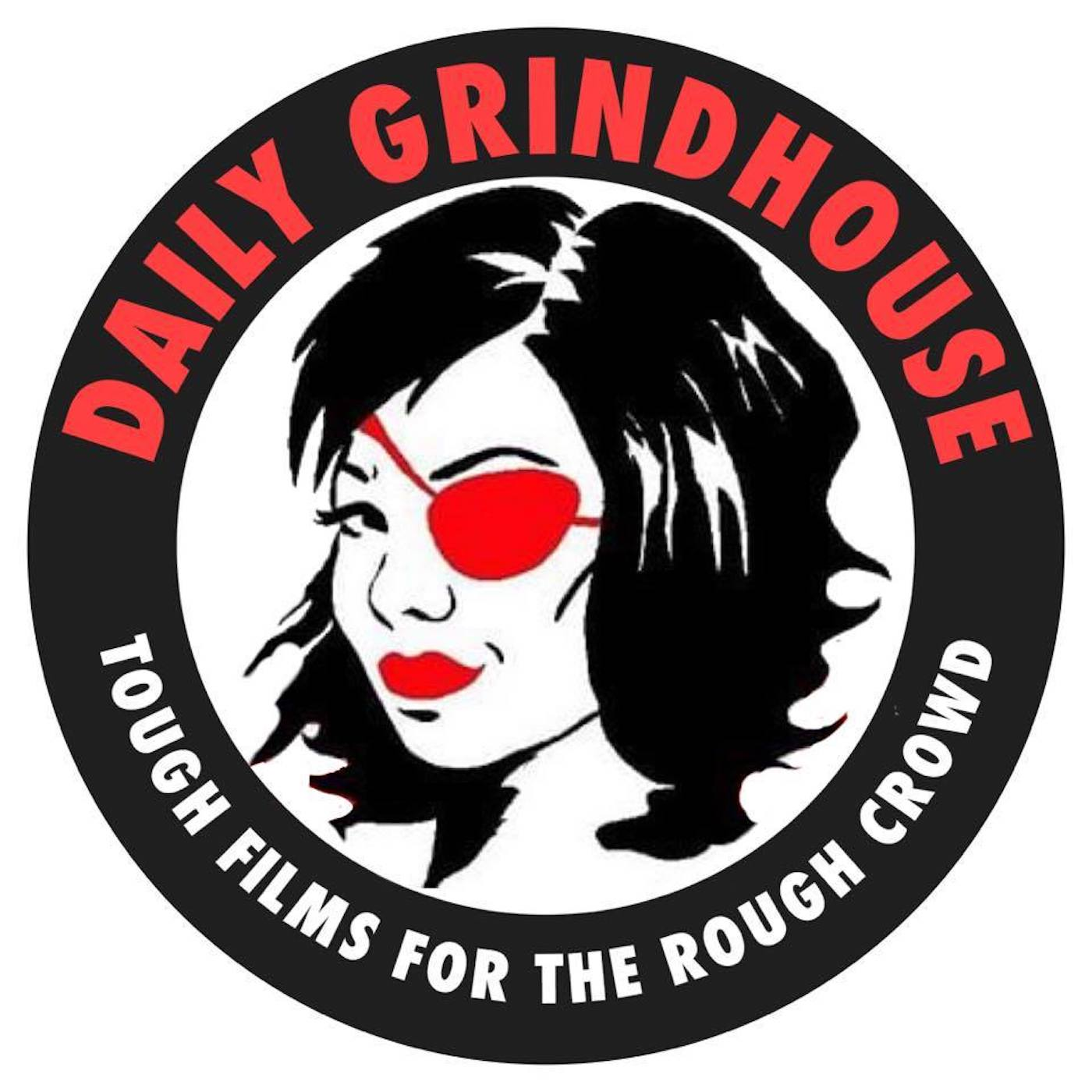 Daily Grindhouse Podcast logo
