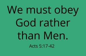 FBP 546 - Obey God Rather Than Man
