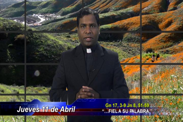 """Artwork for Dios te Habla con Fr. Deeber Yonas, SVD; Tema el hoy: """"…FIEL A SU PALABRA."""""""