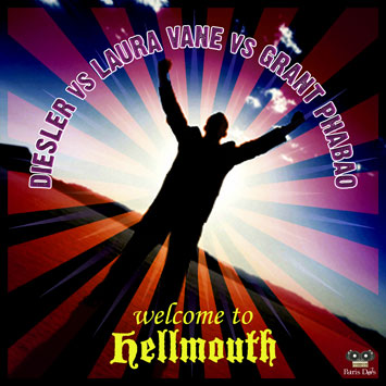 Diesler vs Laura Vane vs Grant Phabao - Welcome To Hellmouth