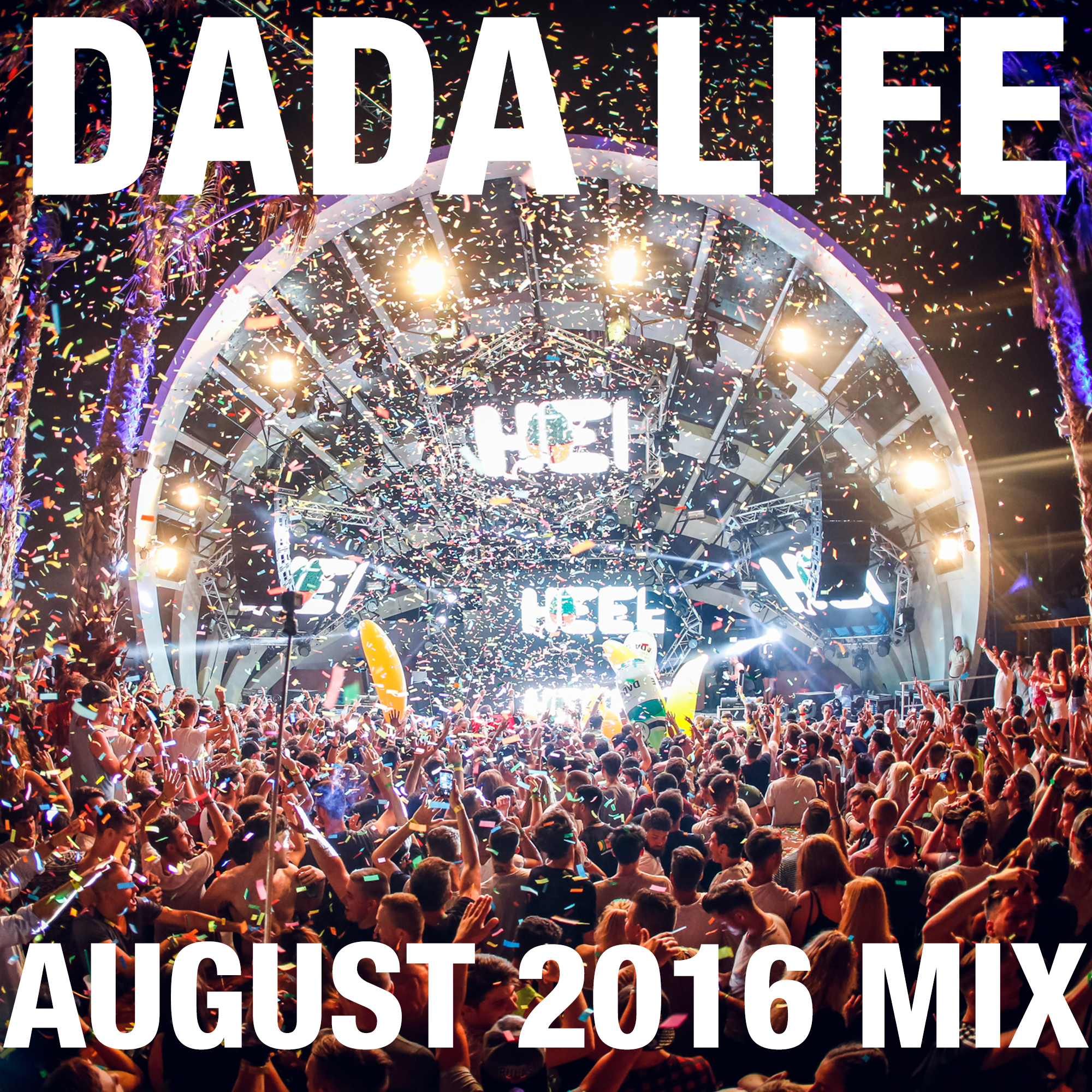 August 2016 Mix