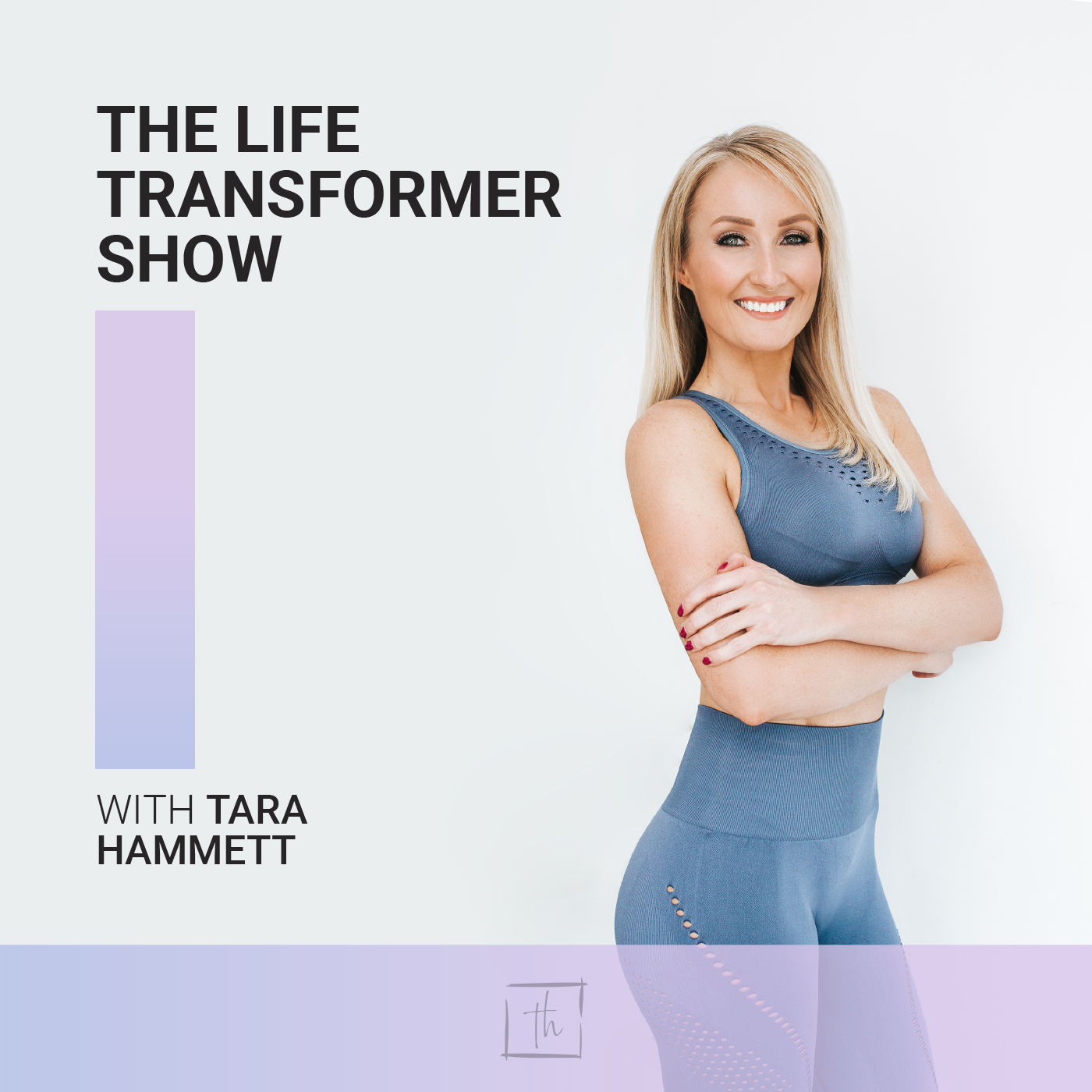 Ep 83 - How to look funky & be eco friendly in your squat proof activewear show art