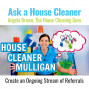 Artwork for How to Use the House Cleaner Mulligan to Get More Referrals