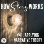 Artwork for HSW #41. Applying Narrative Theory