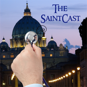 SaintCast Episode #33, Doctors of the Church, Teresa of Avila, Saint book review, 3 lbs. We hardly knew you, 312.235.2278