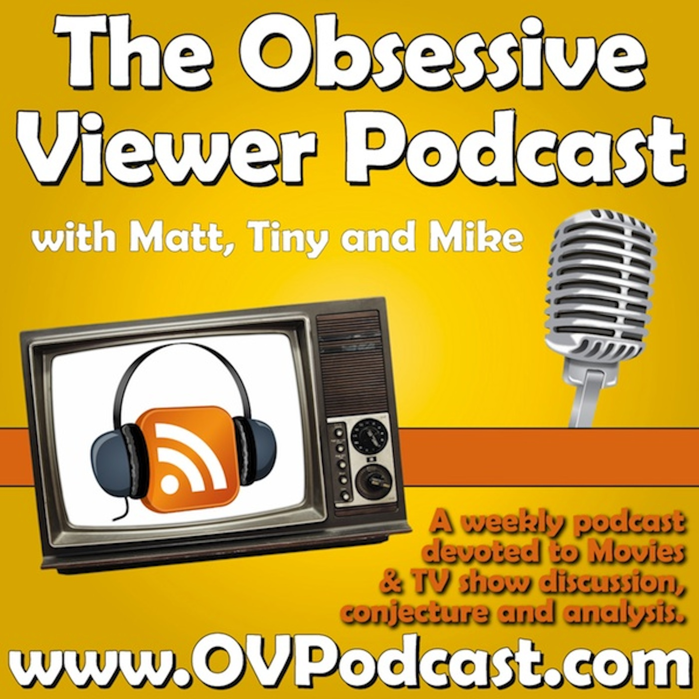 Artwork for OV084 - Gangster Movies, The Newsroom, I Know That Voice, and Captain Phillips