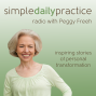 Artwork for Peggy Freeh - A Passion for Daily Practice (interview)