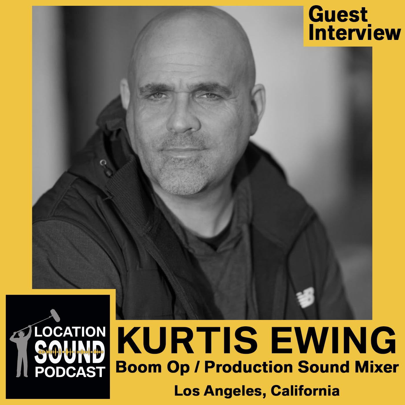 076 Kurtis Ewing - Production Sound Mixer based out of Los Angeles, California